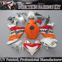 ZXMT ABS Injection Molded Fairing Kit For Honda CBR1000RR 2008 2011 Bodywork Tank Cover Seat Cowl Orange Red Green Yellow Black