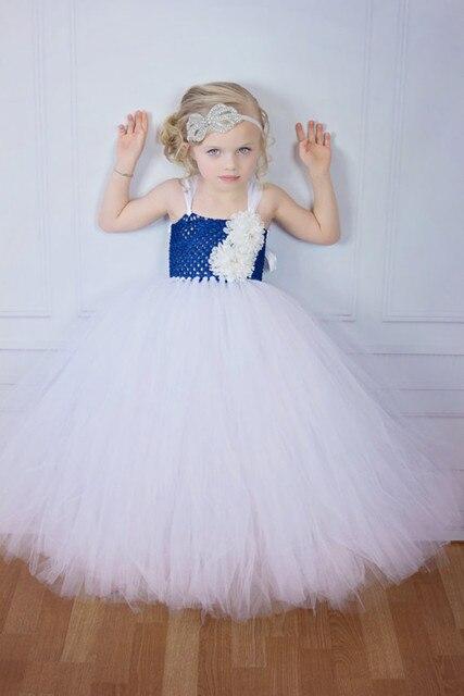 Witte festival jurk