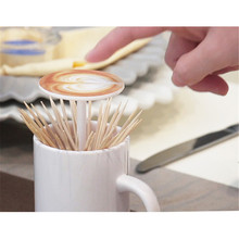 2019 New Creative Coffee Cup Toothpick Tube Household Box Convenient Decorative Homeware Gift a715