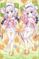 Anime Manga Kobayashi-san Chi no Maid Dragon 150x50cm 100x35cm Pillow Case Cover 001