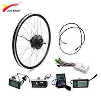 36V 250W 500W Electric Bike Conversion Kit Ebike Kit Brushless Hub Motors 20'' 24 26'' 700C 28'' DIY Wheel Bicicleta Eletrica