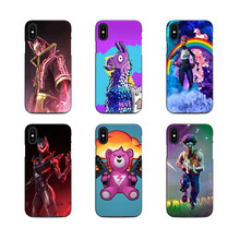 battle royale soft Silicone black cover phone case Raven Epic Omega for iPhone XS 6 7 8 plus 5 5s 6s se for Apple X 10(China)