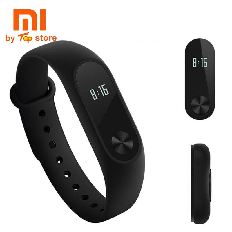 In stock 100 Original Xiaomi Mi smart wristband Xiomi Fitness Bracelet miband 2 mi band 2