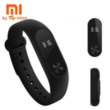 Оригинала Xiaomi Mi band 2 смарт браслет Xiomi фитнес браслет,Miband 2 умные часы  и пульсометр для Xiaomi Mi6 смартфонов
