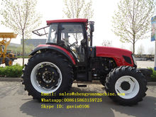 130hp 4WD Big Agricultural Tractor With Cabin And Air Conditioning(China (Mainland))