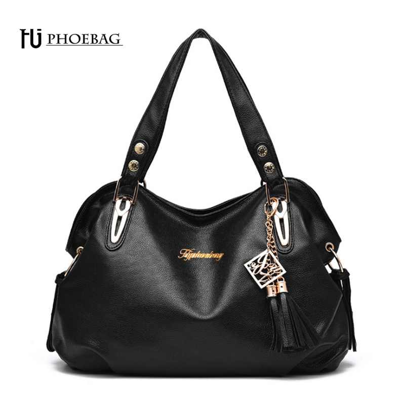 HJPHOEBAG new fashion High Products Luxury Handbag Tote ladies PU Leather Hobo Shoulder Bag women Messenger Bags 6 colors Z-16  women handbag shoulder bags tote purse leather ladies messenger hobo bag hot new dropshipping fashion