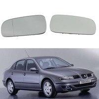 Para asiento de Toledo  1999  2000  2001  2002  2003  2004 Puerta Nueva lado trasero espejo con cristal calefactado|Espejos interiores| |  -