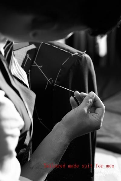 Color veste Mens Slim New custom Fit Robes D'affaires Costume Palais Deux Cravate Décontractée Picture Groomsman De Made Of Boutons Custom Gilet As Robe Bal Pantalon xwqrY8aSw
