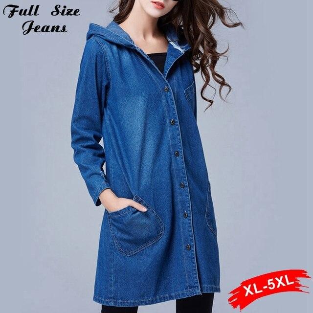 Осень длинное пальто большой размер женщин двубортный пальто Ветровка Женщин Плащ Ml XL XXL 3XL 4XL 5XL плюс размер