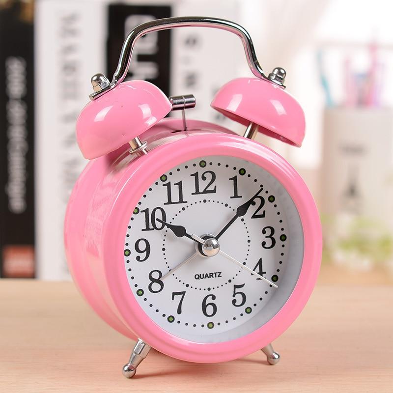 V 1113 Ring A Bell Alarm Clock Originality Cartoon