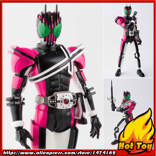 100% Original BANDAI Tamashii Nations S.H.Figuarts (SHF) Action Figure - Kamen Rider Decade from Kamen Rider Decade