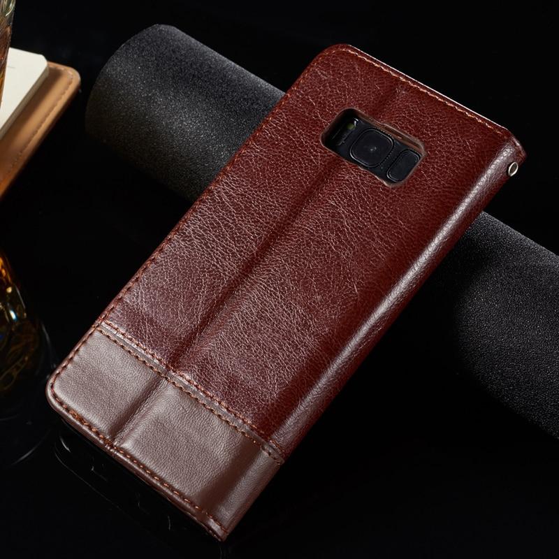 Samsung S8 Plus Coque Kart 2 yuvası üçün Samsung Galaxy S8 - Cib telefonu aksesuarları və hissələri - Fotoqrafiya 2
