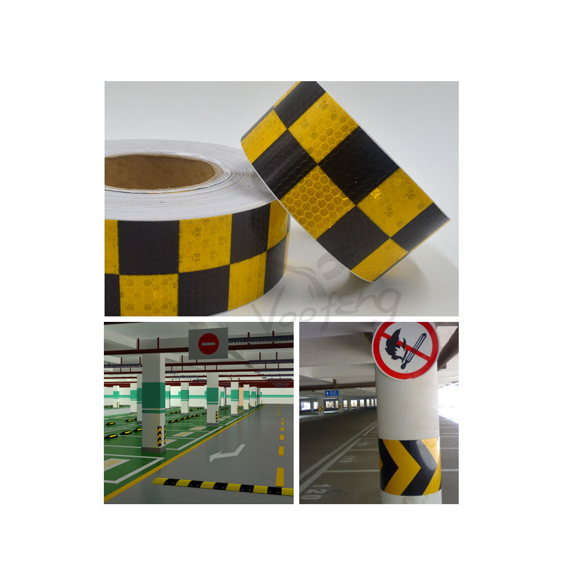 5cmx10m Bicycle Cycling Motorcycle Reflective Stickers Strip Decal Tape Safety Waterproof