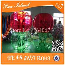 Free Shipping Colorful Outdoor Bubble Football,Bumper Ball On Sale