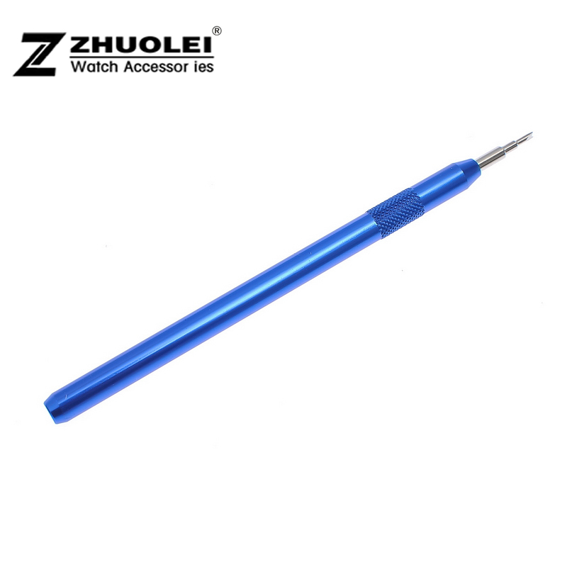 Wholesale Price 50pcs/lot 2014 New Arrival High quality Bule Watch Band Spring Link Pin Remover Repair Tool Bar Free Shipping new arrival single board tcs cdp pro plus generic 3 in 1 new nec relays bluetooth 2014 r2 2015r3 with keygen tool free shipping