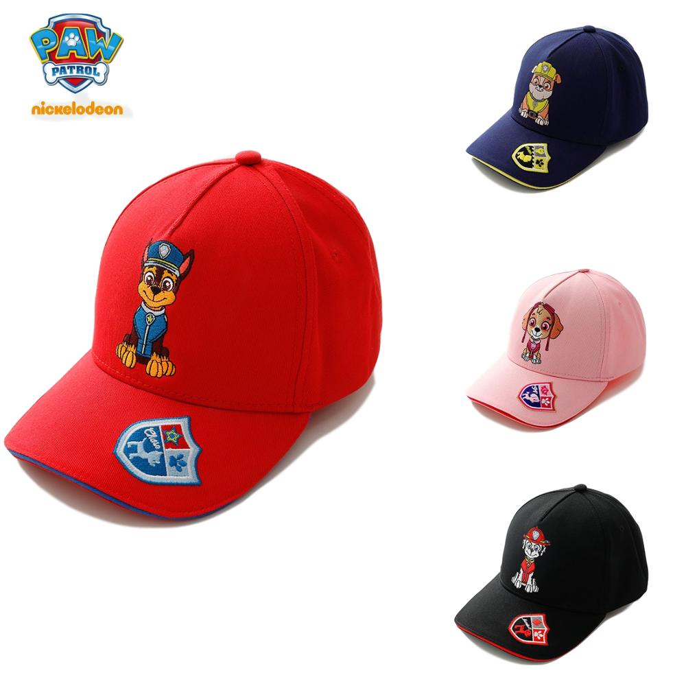 2019 New Arrival Genuine PAW PATROL chase Everest Doll Hat kids cap toy birthday Christmas gift 1pc High Quality children toy Щенячий патруль