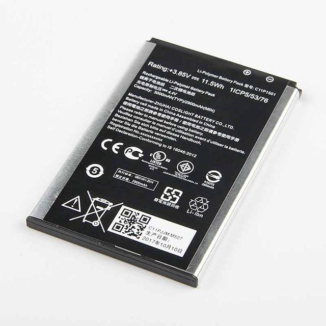 "Fesoul C11P1501 קיבולת גבוהה סוללה עבור ASUS ZenFone2 לייזר 5.5 ""/6"" zenfone selfie ZE550KL ZE601KL Z00LD Z011D ZD551KL Z00UD 2"
