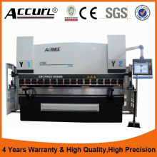 promotion Hydraulic CNC press brake/high percion press brake bending machine