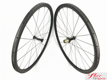 Farsports FSC30-TM-23 Extralite 30mm 23mm China low profile 30mm deep bicycle road tubular ultralite wheel with Sapim spokes