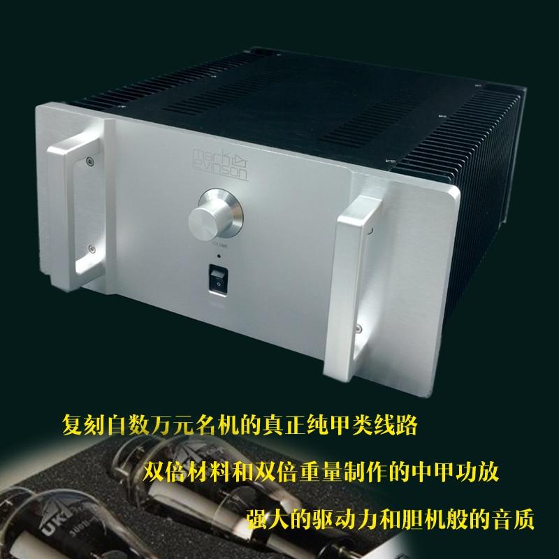 WEILIANG AUDIO clone classic MARK LEVINSON ML2 JC3 усилитель мощности класса A 25 Вт