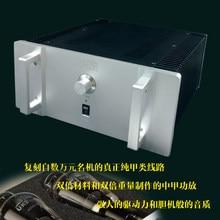Weiliang amplificador de áudio clone, clone clone clássico, mark levinson ml2 jc3, classe a 25w