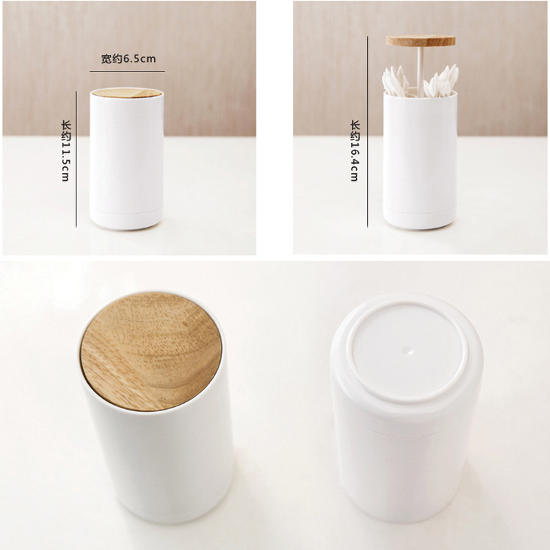 Automatic Divided Storage Jar