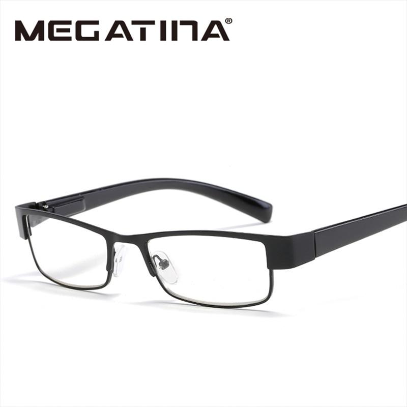 Högkvalitativ MEN Titanlegering Glasögon Non-sfärisk 12 Layer - Kläder tillbehör