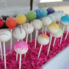 100Pcs 75mm Pop Sucker Sticks Cake Plastic Lolly Lollipop Candy Chocolate DIY Modelling Mould Mold D940(China)