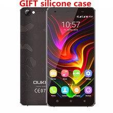 Oukitel C5 Pro сотовый телефон 4 Г Смартфон 2 ГБ RAM 16 ГБ ROM MT6737 Quad Core 1280×720 5.0 Дюймов Android 6.0 5.0MP Мобильного Телефона