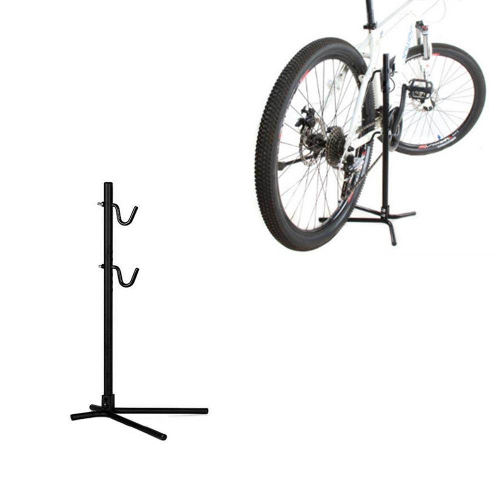Bicycle Stand MTB Bike Home Storage Rack Repair Stand Cycling Rack Holder Maintenance Tool wholesale 37pcs mtb bike ferramentas multi tools bike repair tools bicycle bike tool kit set bike repair tool set bicycle patch