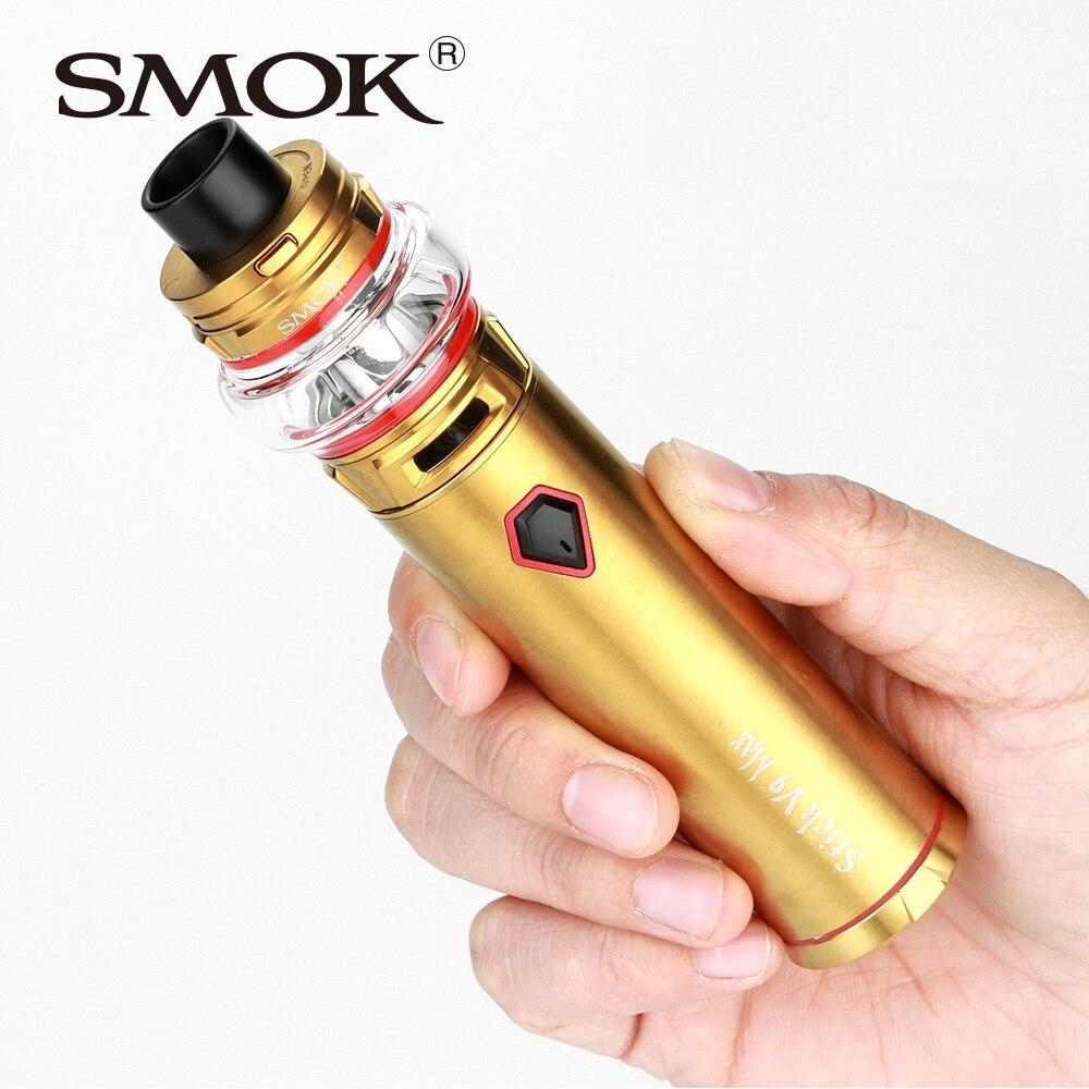 Original SMOK Stick V9 Max Kit 4000 mAh batterie & 8.5 ml V9 MAX réservoir Vape stylo Kit E Cigarette VS SMOK NORD/JUSTFOG Q16/glisser 2