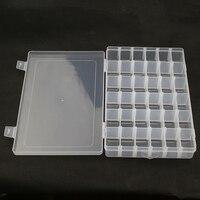 Alta Qualidade Componentes 36 Desmontável Caixa de Peças Caixa De Armazenamento para Acessórios Circuito Placa de Desenvolvimento para o Sensor De Kit