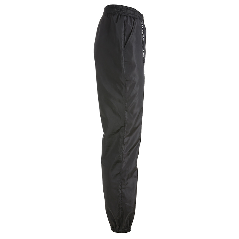 HOUZHOU Harem Pants Trousers Women Full Length Loose Jogger Mujer Sporting Elastic Waist Black Casual Combat Streetwear Fashion 37