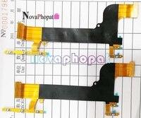 Novaphopat 소니 Xperia XA2 울트라/XA 사이드 버튼 전원 켜기/끄기 볼륨 키 스위치 플렉스 케이블 + 추적