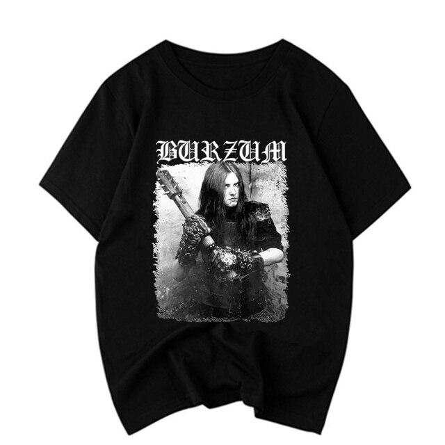 0efdae6d7 summer 2019 Hip Hop Style Burzum Filosofem Cover t shirt men fashions print  tops design New mens tshirts casual tee shirt homme
