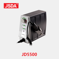 Real JSDA JD5500 85W 35000rpm Electric Advanced Nail Drills Professionals Pedicure Tool Manicure Machine Nails Art Equipment