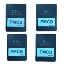 цена на Free McBoot FMCB 1.953 for Sony Playstation2 PS2 8MB/16MB/32MB/64MB Memory Card Cards OPL MC Boo