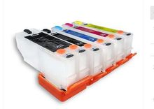 1 Set for Epson T2730,T2731,T2732,T2733,T2734 refillable ink cartridge XP600/XP800 with latest auto reset chip