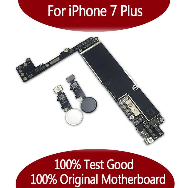 100% オリジナルロック解除電話 7 プラスなしタッチ id 、 iphone 7 p とチップ、 32 ギガバイト/128 ギガバイト/256 ギガバイト