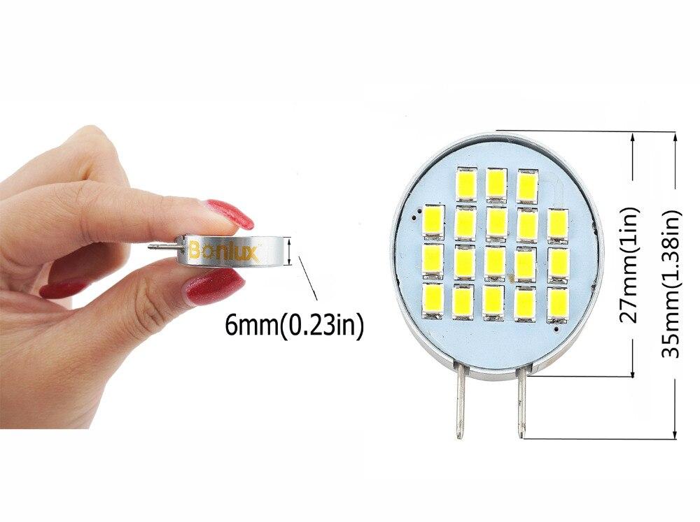 dimbare led g8 lamp licht 3 5 watts 180 graden stralingshoek g8