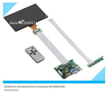 HDMI VGA 2AV controlador LCD de trabajo de la Junta para 9,7