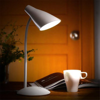 Led Desk Lamp Reading Eye Protection 3 Level Brightness Switch Dimmer Table Lamp Energy Saving Small LED lamp USB charging