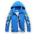 Nova Primavera Outono Crianças do Menino Jaquetas Casacos Crianças roupas Double-deck Ativo À Prova D' Água À Prova de Vento Meninos outwears Alta Qualidade