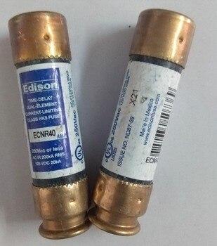 ECNR40 American BUSSMANN fuse 40A250V