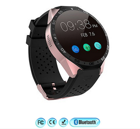 e5376b665b8 Watch English Movies Online Aliexpress Best Seller Men Smart Watch 3G  Android WiFI Smartwatch KW88 GPS Sim Card Smartwatch