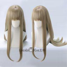 SINoALICE Hansel Gretel recta larga Gradual Color mezclado pelucas Cosplay  Halloween juego 5317dcf7879e