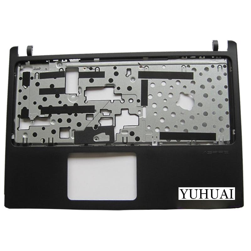 New Laptop C Shell Keyboard Bezel Pamrest Cover For Acer V5-471G V5-431G laptop keyboard for acer silver without frame bulgaria bu v 121646ck2 bg aezqs100110