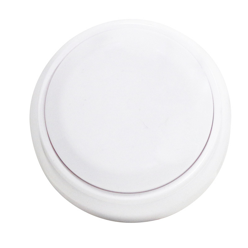 All White Or Red M5 Button For DIY, Cover Recordable 30s Talking Button Sound Button Answer Buzzer