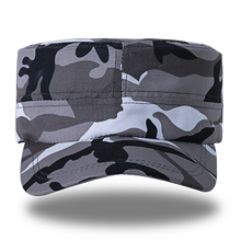 Women Cap Caption Hats Fishing-Hat Army Military Tactical Camouflage Gorras Hiking