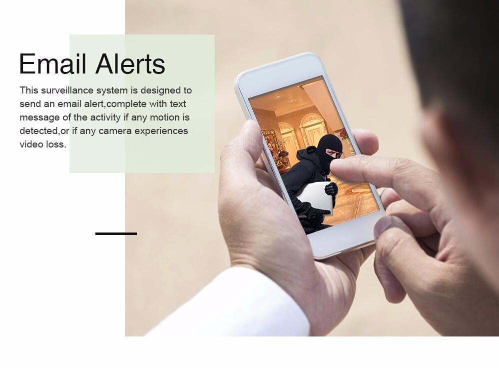 8-Email Alerts